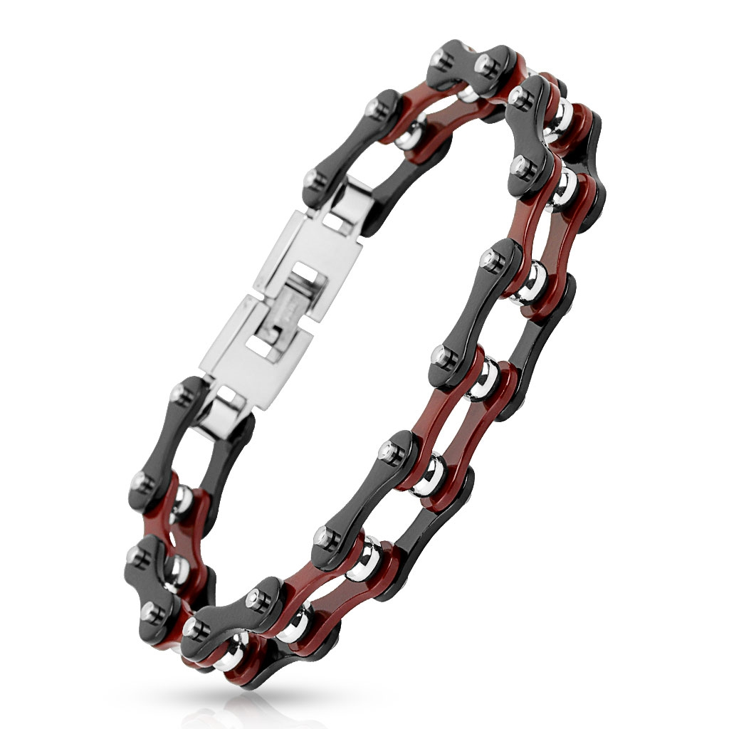 Pánský ocelový náramek - řetěz OPA1025.0