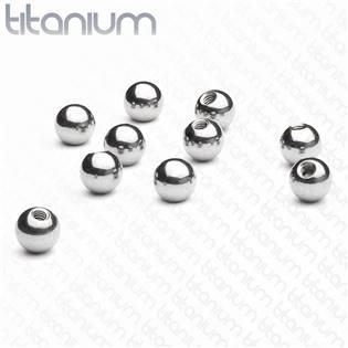 Náhradní kulička TITAN, 1,2 mm, průměr 3 mm