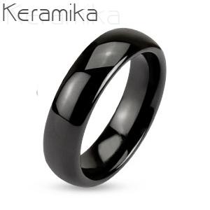 KM1000 Pánsky keramický prsteň