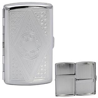 Tabatěrka - pouzdro na cigarety 91 x 56 mm 15760-B