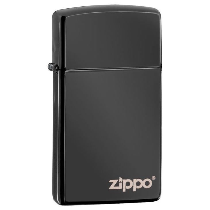 ZIPPO Slim Ebony 26583