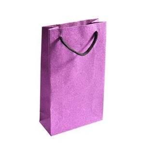 Šperky4U Velká dárková taška růžová - KR1007-PK
