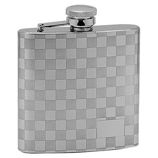 Ocelová kapesní lahev - placatka 180ml v dárkovém balení