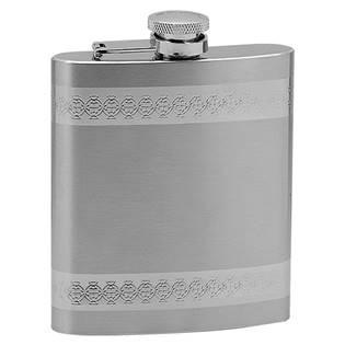 Ocelová kapesní lahev - placatka 220ml