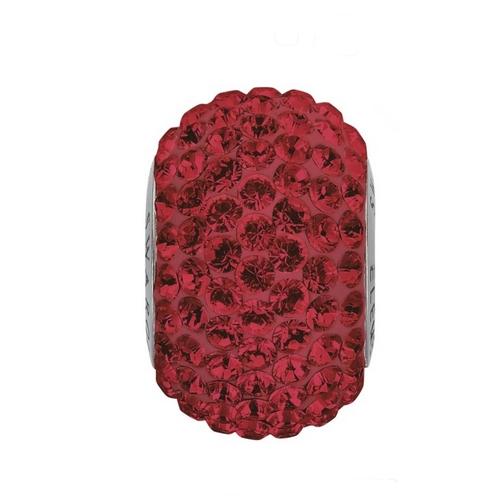 Navlékací přívěšek korálek s krystaly Swarovski®, Siam