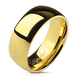 OPR1495-8 Pánský snubní prsten šíře 8 mm