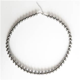 Perlový náhrdelník s perlami Crystals from Swarovski® 8 mm ZB475/140