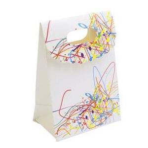 Šperky4U Papírová dárková taška - KR1013