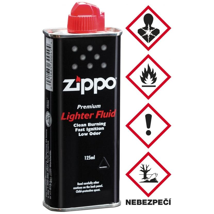 ZIPPO originálny benzín do zapaľovača