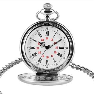 KH0002 Kapesní hodinky otevírací - cibule