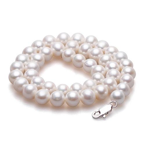 Perlový náhrdelník 45 cm