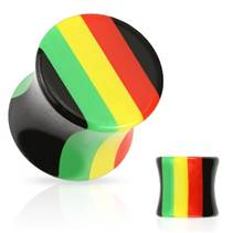 Plug do ucha RASTA