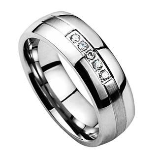NSS1002 Dámský snubní prsten