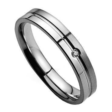 NSS1022 Dámský snubní prsten se zirkonem