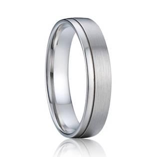 AN1009 Pánský snubní prsten