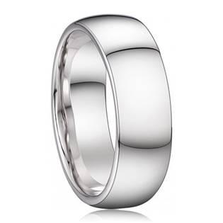 AN1039 Pánský stříbrný snubní prsten