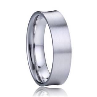 AN1032 Pánský stříbrný snubní prsten