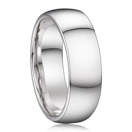 AN1038 Pánsky snubný prsteň, striebro AG 925/1000