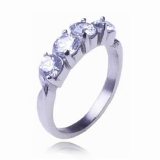 Zásnubní prsten chirurgická ocel