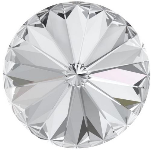Crystals from Swarovski® RIVOLI 12 mm - CRYSTAL