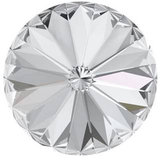 Crystals from Swarovski® RIVOLI 12 mm - CRYSTAL