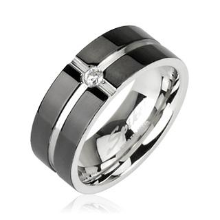 OPR1215 Dámský ocelový prsten