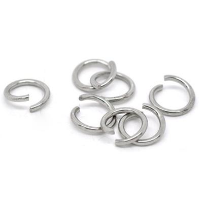 komponenty - ocelový kroužek 1,2x10 mm
