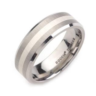 Titanový prsten BOCCIA® 0106-02