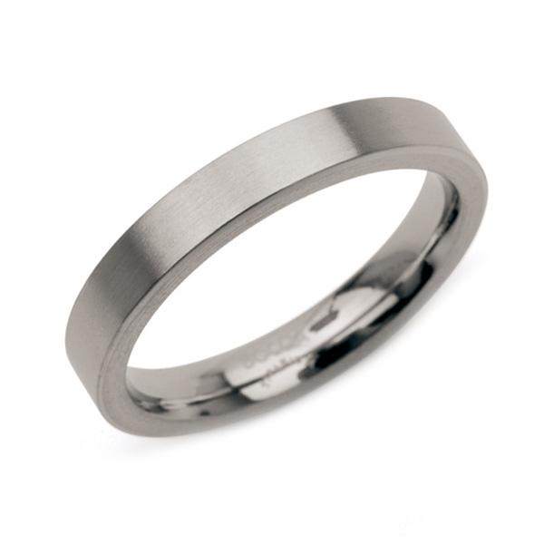 Dámsky titánový snubný prsteň BOCCIA® 0120-03