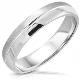 Ocelový prsten OPR1747