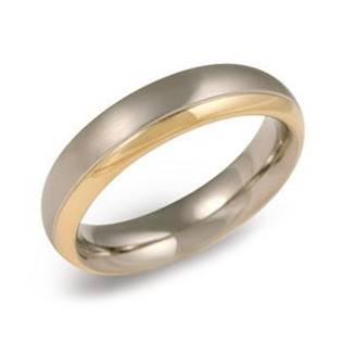 Titanový prsten BOCCIA® 0130-08