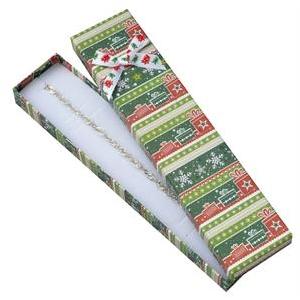 Darčeková vianočná krabička na náramok
