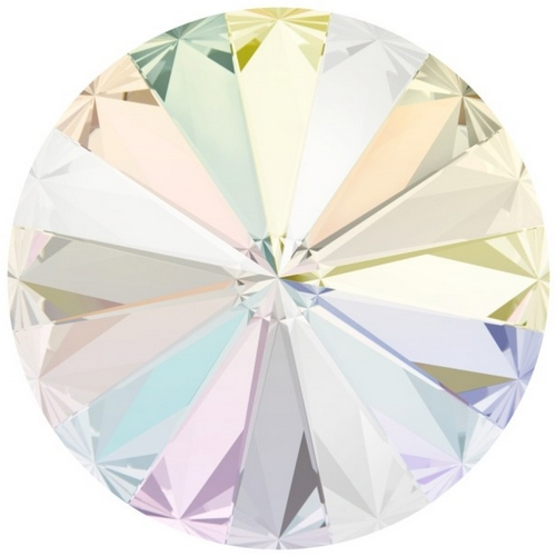 Crystals from Swarovski ® RIVOLI 12 mm - AB