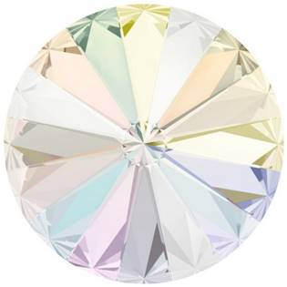 Crystals from Swarovski® RIVOLI 12 mm - AB