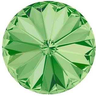 Crystals from Swarovski® RIVOLI 12 mm - PERIDOT