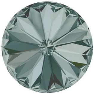Crystals from Swarovski® RIVOLI 12 mm - BLACK DIAMOND