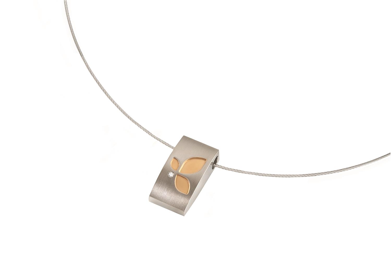 Titánový prívesok BOCCIA®07003-03