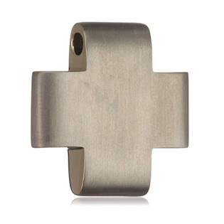 Titanový přívěšek kříž 0705-02