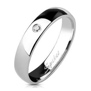 TT1035 Dámský snubní prsten titan šíře 4 mm