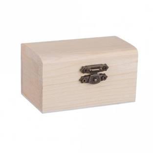 Dřevobox Dřevěná truhlička - šperkovnice - KRD20