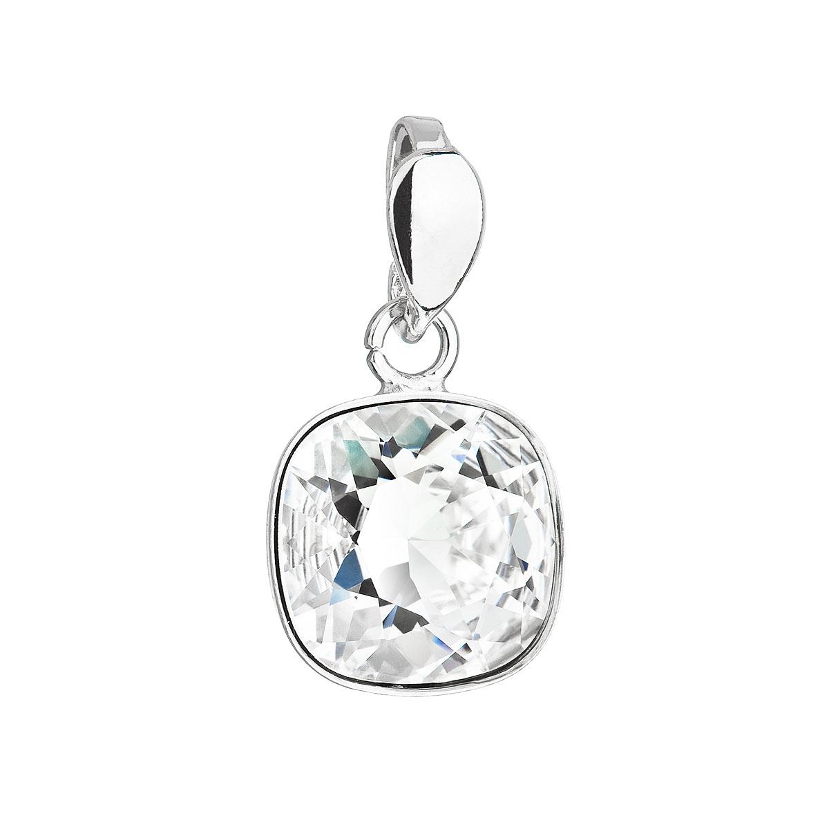 Stříbrný přívěšek Crystals from Swarovski® Crystal