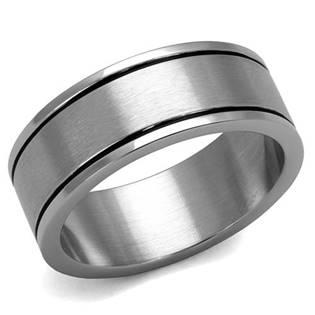 OPR1596 Pánský ocelový prsten vel.65