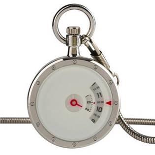 Šperky4U Kapesní hodinky - cibule s otočným ciferníkem - KH0068