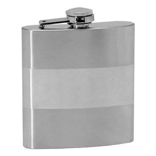 Ocelová kapesní lahev - placatka 175 ml