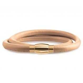 Kožený náramek 0395-0340, délka 40 cm