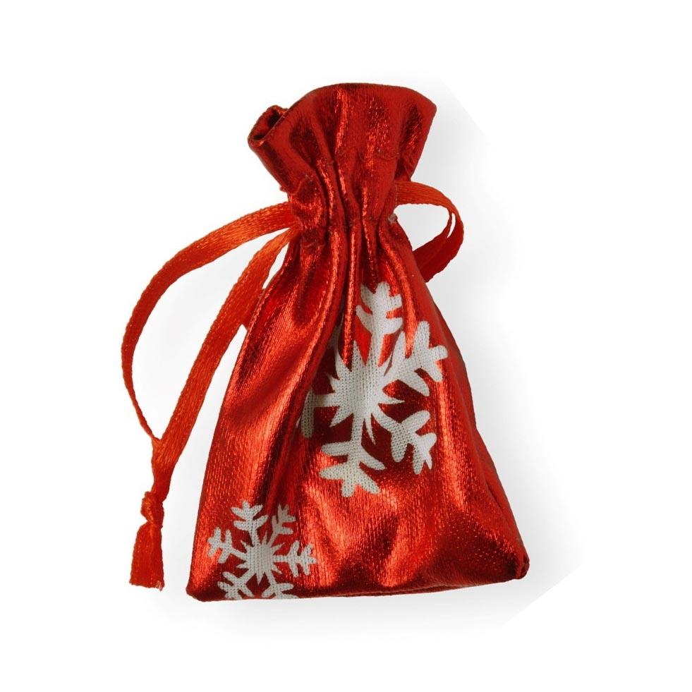 Darčekový sáčok vianočný 70 x 90 mm