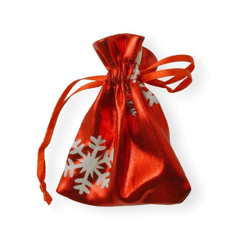 Darčekový sáčok vianočný 50 x 70 mm