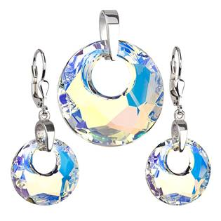 Sada šperků s kameny Crystals from Swarovski® AB