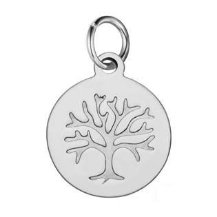 Malý ocelový přívěšek strom života