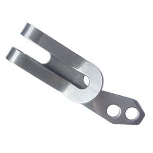 Spona na peníze z chirurgické oceli / otvírák